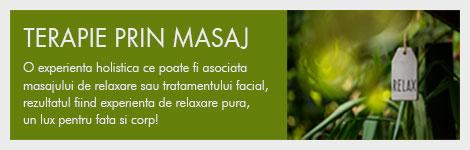 Centrul de sanatate si frumusete DeeA Brasov: Terapie prin masaj