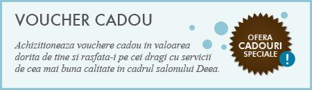 Centrul de sanatate si frumusete DeeA Brasov: Voucher Cadou pentru cei dragi